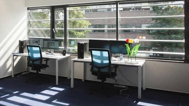 Kancelářské prostory. Ilustrační foto.