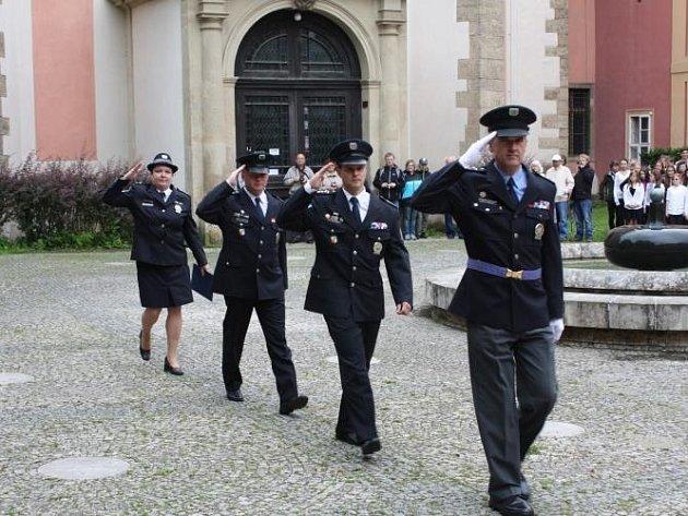 Policisté se už těší na desítky posil