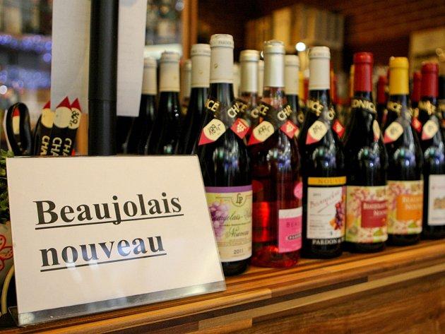 Kuchař Jaroslav Sapík doporučuje k Beaujolais třeba hovězí oháňku.