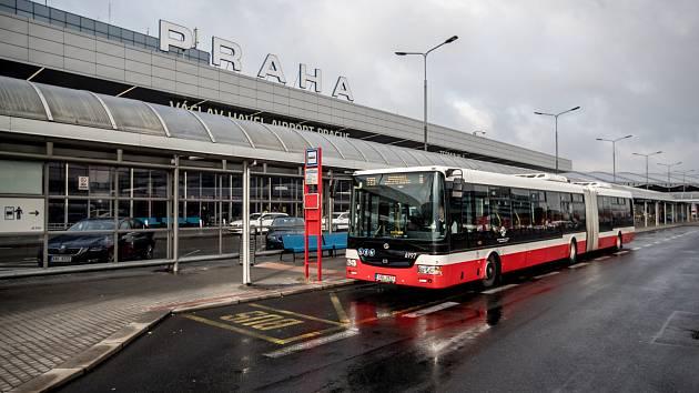 Autobusy pro letiště