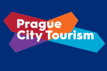 Staré logo Prague City Tourism.