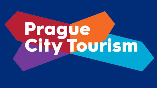 Staré logo Prague City Tourism.