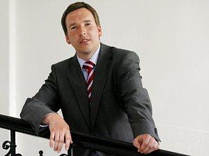 Politolog Jan Kubáček.