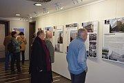 Vernisáž výstavy Stavby století republiky 1918-2018