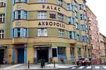 Palác Akropolis v Praze 3 na Žižkově v Kubelíkově ulici prošel rekonstrukcí. V restauraci se nachází síň slávy legendární skupiny Tři Sestry. Tato populární kapela vznikla v roce 1985 Praze 4 – Braníku. Foto: MARTIN STEHLÍK
