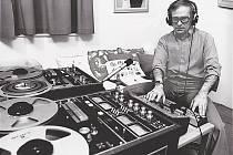 Gene Dietch při práci v roce 1979.