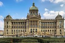 Poznejte zajímavosti v okolí Historické budovy Národního muzea.