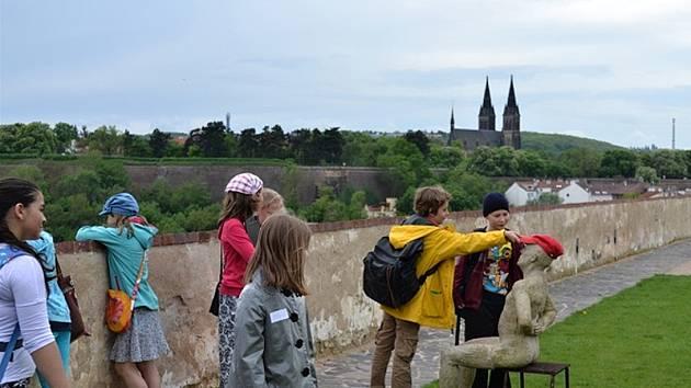 Oblast barokního Bastionu XXXI je součástí středověkého opevnění Nového Města pražského, založeného roku 1348 císařem Karlem IV.