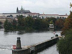 Pražský hrad.