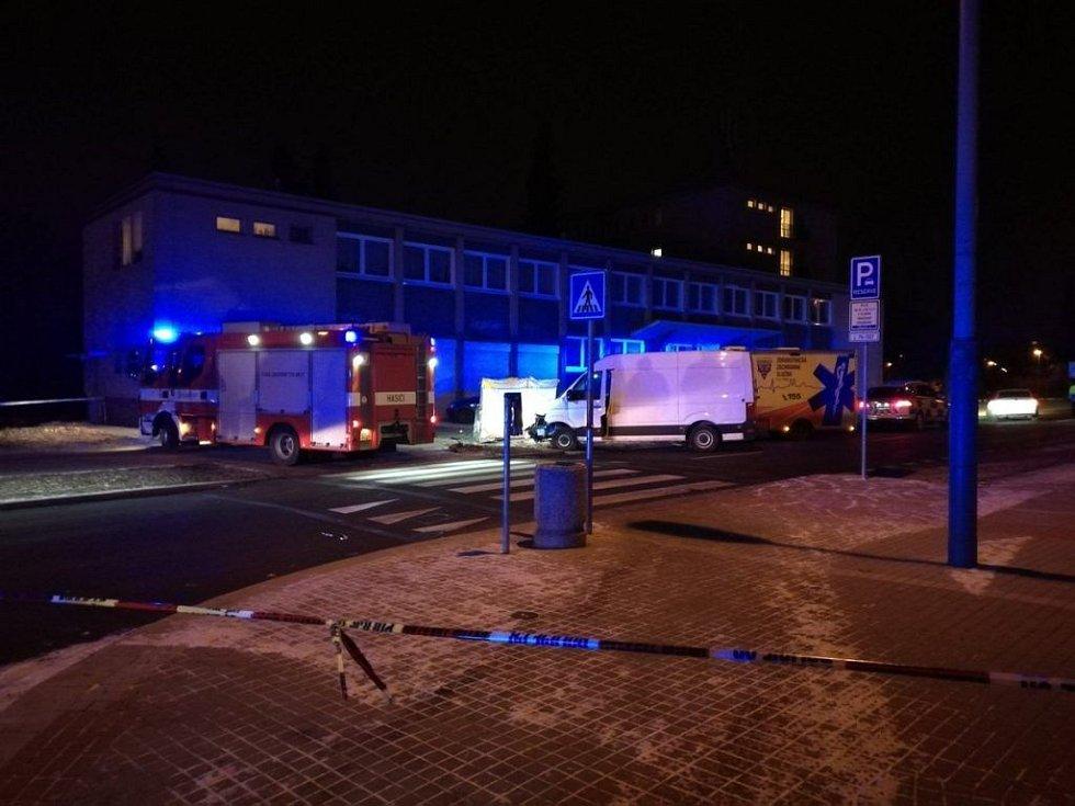 Tragická dopravní nehoda na Břevnově.