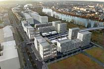 Rozvoj velkých přestavbových území, jako je například Rohanský ostrov, má patřit k úkolům nového městského developera v Praze.