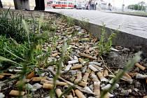 BEZ POKUTY TO NEPŮJDE. Nová vyhláška počítá se zvýšenými sankcemi za znečišťování veřejných prostranství.