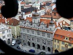 Malostranská beseda v Praze.