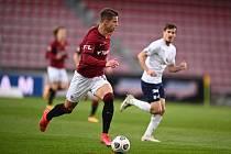 Fotbalisté Slovácka prohráli na Spartě 0:1.