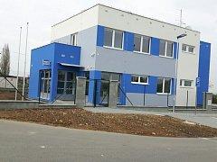 Slavnostní otevření nové policejní služebny v Jesenici.
