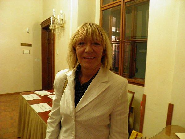 Zuzana Daušová, ředitelka o.s. HELPPES