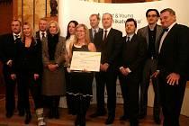 Vyhlášení výsledků soutěže Podnikatel roku 2011 Praha a středních Čech, za účasti pražského primátora Bohuslava Svobody, se konalo v pondělí 6. února v rezidenci primátora.