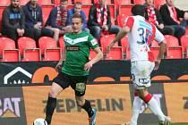 23. kolo fotbalové Gambrinus ligy: Slavia Praha - Baumit Jablonec 0:0