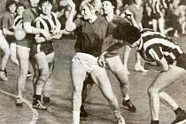 Finále PMEZ 1962 mezi Spartakem Praha Sokolovo a ORK Bělehrad