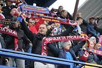 O fanoušky Sparty je postaráno, tým z Letné obdržel potřetí Cenu Lukáše Přibyla.