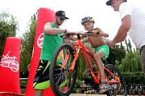 Bezpečně na kolo ve  Žlutých lázních