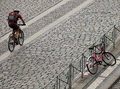 Cyklista.