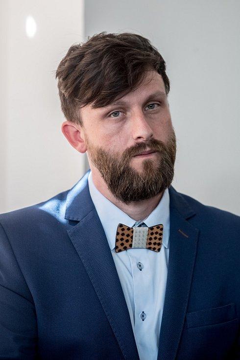Strana zelených představila 16. června v Praze svůj program a lídry do podzimních parlamentních voleb. Petr Globočník - Ústecký kraj