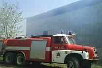 Z činnosti Sboru dobrovolných hasičů Těptín.
