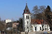 Kostel Narození Panny Marie v Záběhlicích