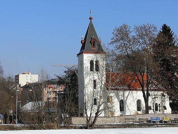 Kostel Narození Panny Marie vZáběhlicích
