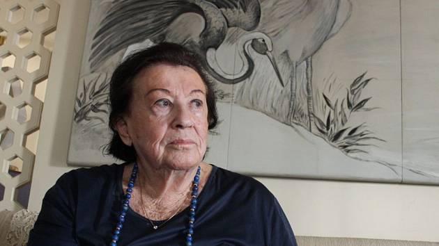 Ruth Federmannová v roce 2014.