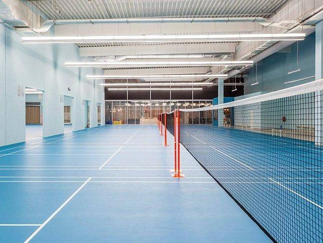 Skalka Badminton Arena.
