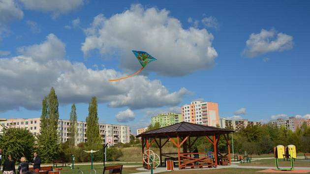 Park U Čeňku.