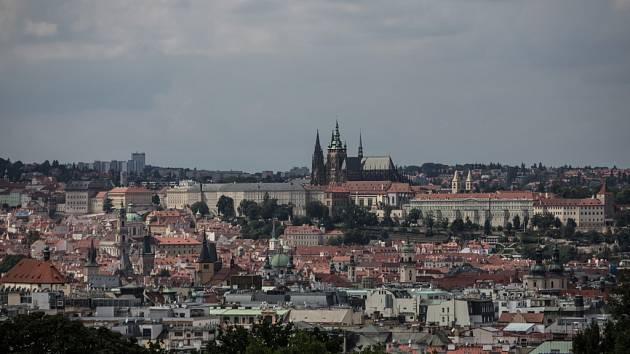 Hradčany Praha. Ilustrační foto.