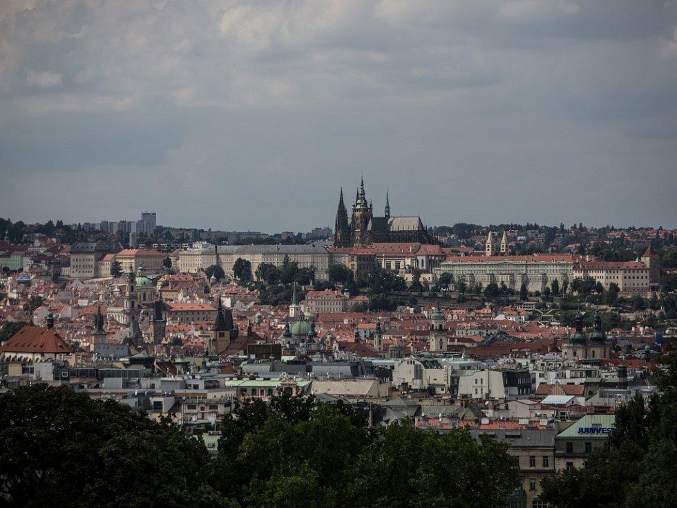 Pražské Hradčany. Ilustrační foto.