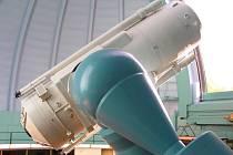 Observatoř Astronomického ústavu Akademie věd ČR v Ondřejově na Praze-východ. V současnosti je největším lákadlem Perkův dalekohled, největší zařízení svého typu v České republice – obr o dvoumetrovém průměru, jehož hmotnost dosahuje 83 tun.