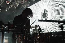 Koncert australské skupiny Cut Copy v Lucerně