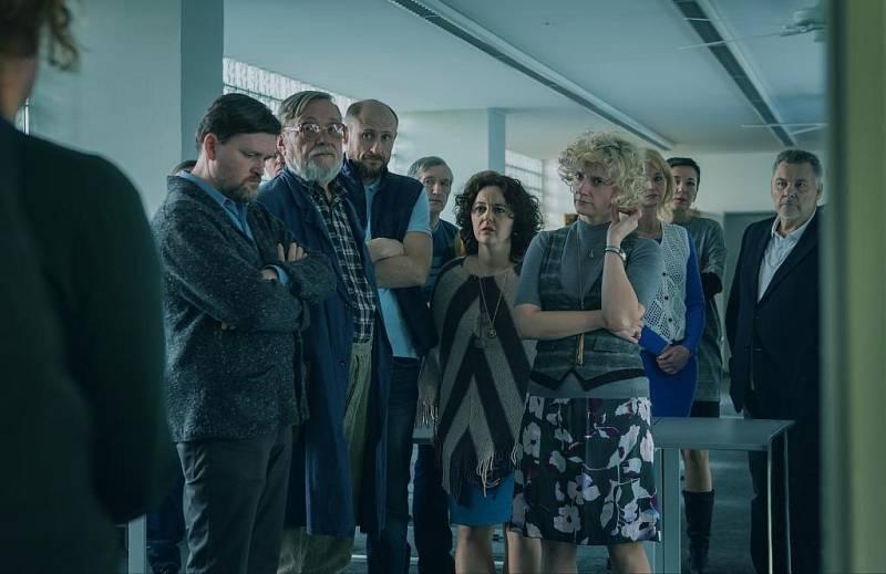 První díl seriálu Ochránce se věnoval případu z Prahy, kdy žáci šikanovali učitelku.