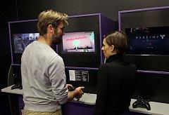 Výstava Game On zaměřená na historii videoher začíná 21.září  v hale číslo 40 Pražské tržnice v Holešovicích