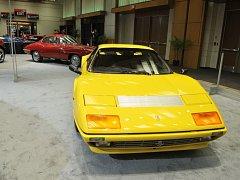 Ferrari BBi 512. Ilustrační foto.