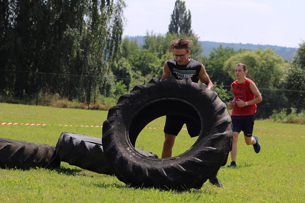 Titan Park se oficiálně otevřel 24. července 2021 v areálu Prague Louka.