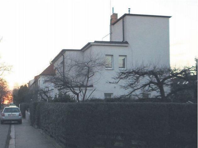 ČÁST druhého patra ve vile na Spořilově obýval téměř třicet let František Drtikol.