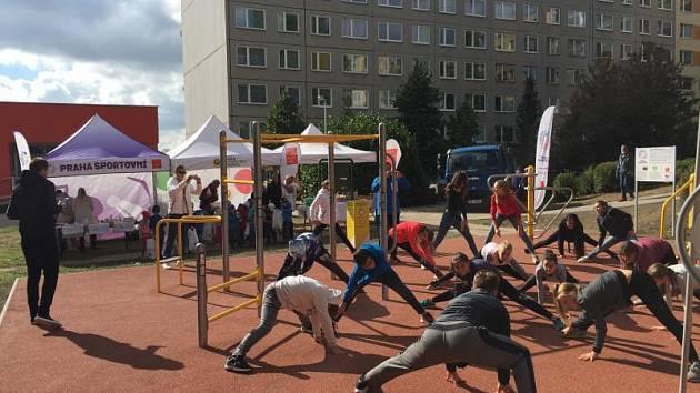 V Praze přibývají fitparky.