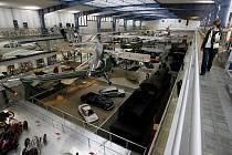 Pro veřejnost se den otevřených dveří zrekonstruované dopravní haly Národního technického muzea uskuteční 29. prosince.
