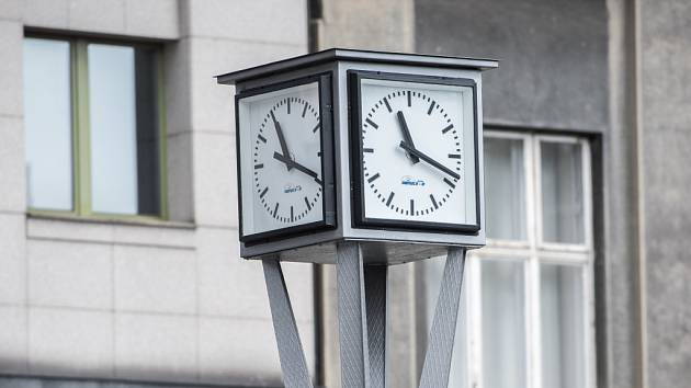 Změna času. Ilustrační foto.