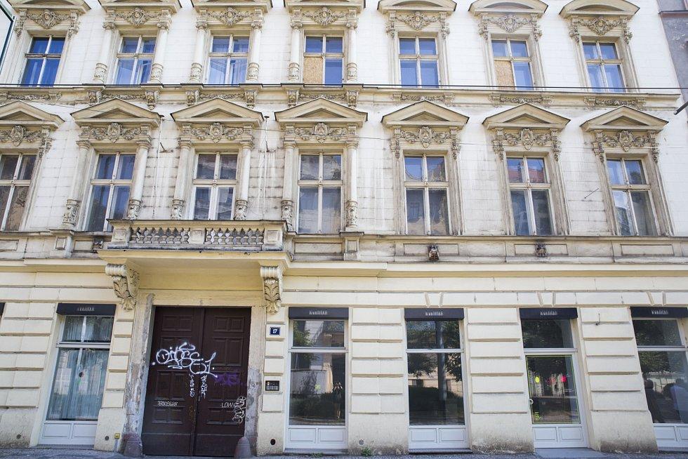 Praha Po stopách Jaroslava Foglara Gorkého náměstí 17 (Městská stanice mladých turistů Praha)