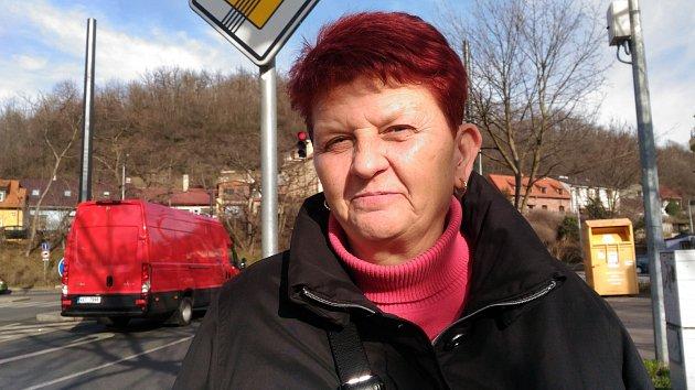 Alena Bažantová.