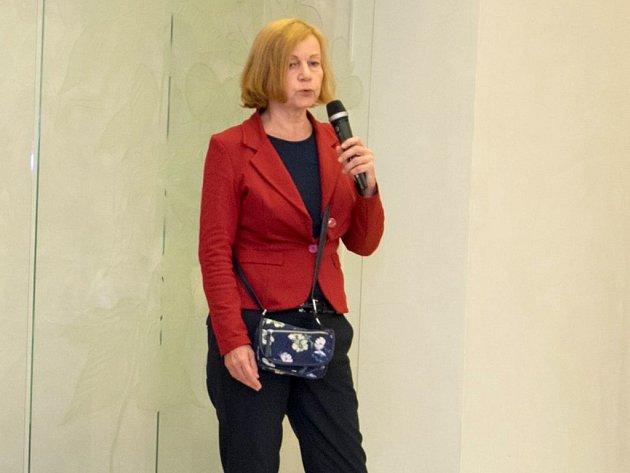 Dagmar Lešenarová.