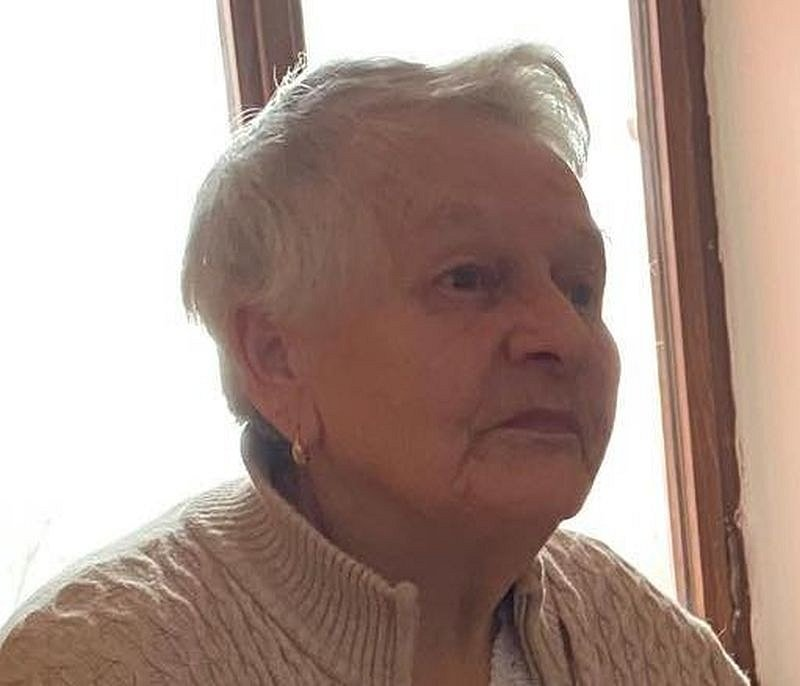Růžena Sojková rozená Hořejší.