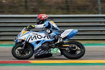 Pořádně náročný program má za sebou český motocyklový závodník Oliver König.